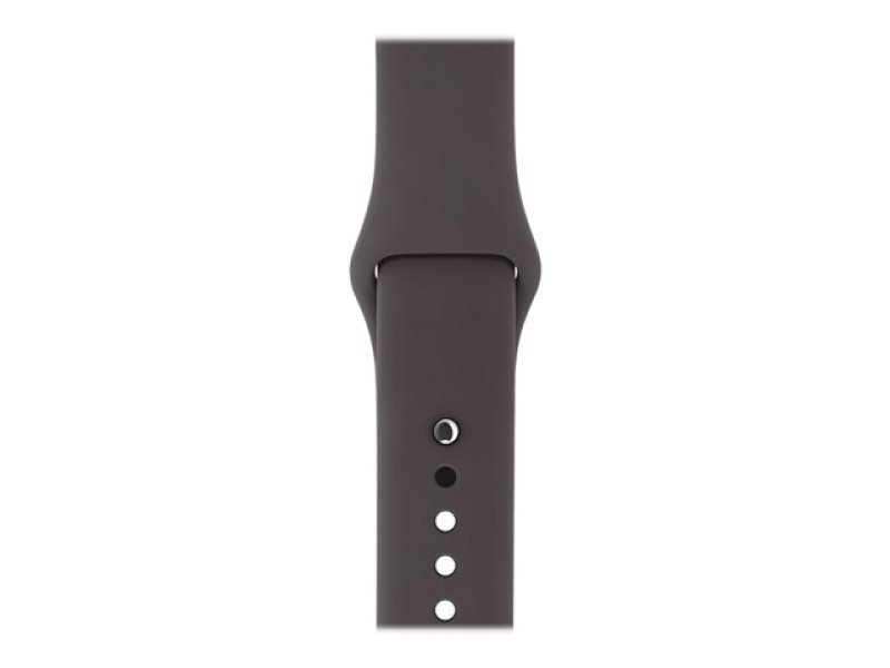 Apple 42mm Sport Band - Watch strap - cocoa - for Watch (42 mm)