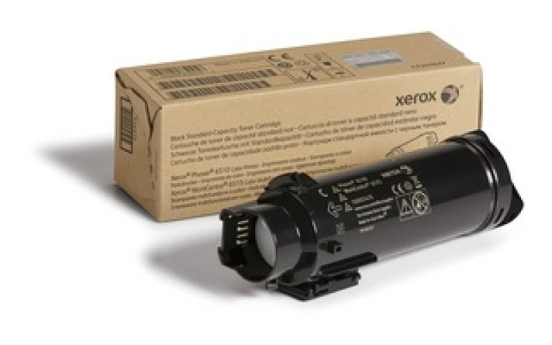 Xerox Black Toner Cartridge- 2.5k Yield