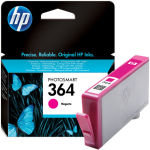 HP 364 Magenta Ink Cartridge - CB319EE