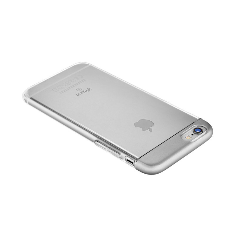 "QDOS Topper 4.7"" Cover Silver 11.938 cm 4.7"""