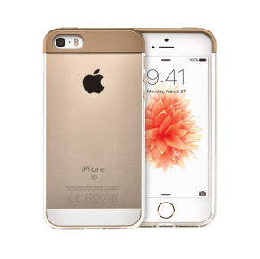 """QDOS Topper 4"""" Cover Gold10.16 cm (4"""") iPhone"""