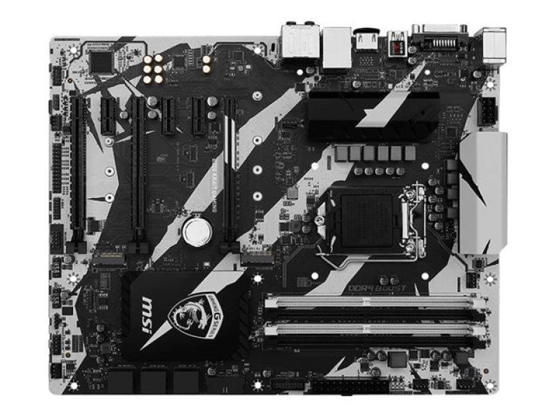 MSI B250 Krait Intel Socket 1151 ATX Motherboard