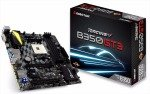 Biostar B350GT3 AM4 Socket mATX Motherboard
