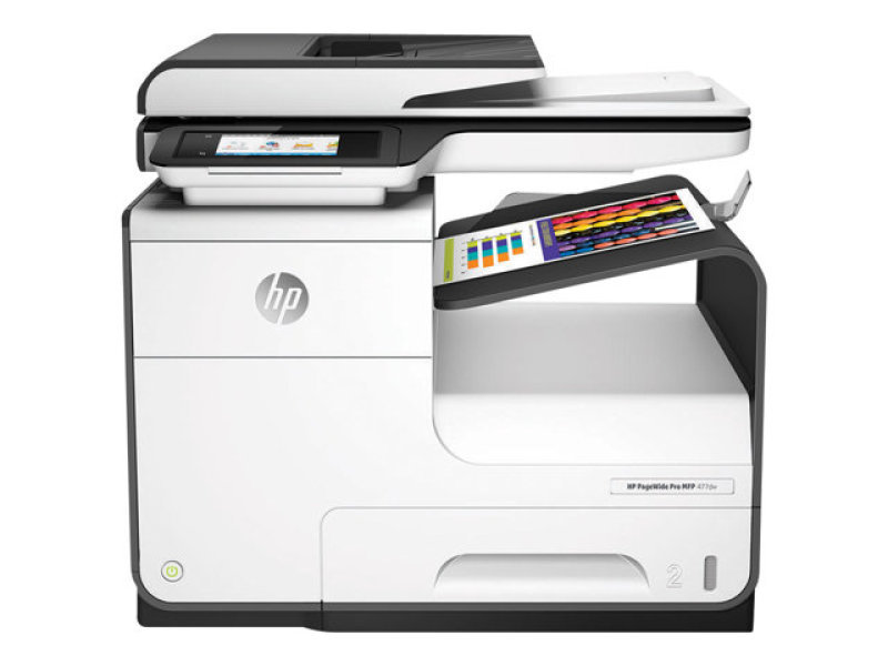 EXDISPLAY HP PageWide Pro 477dw Wireless Multifunction Printer