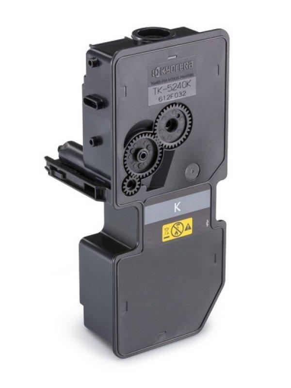 Kyocera TK-5240K Black Toner- 4K Yield