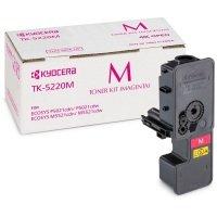 Kyocera TK-5220M Magenta Toner- 1.2K Yield