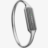 FITBIT Flex 2 Accessory Bangle - Silver, Small