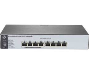 HPE 1820-8G-PoE+ (65W) 8 Port Managed Switch