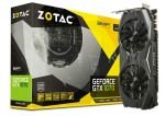 EXDISPLAY Zotac GeForce GTX 1070 AMP Edition 8GB GDDR5 Dual-link DVI HDMI 3x DisplayPort PCI-E Graphics Card