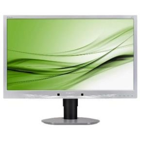 "Philips 241B4LPYCS/00 24"" LED LCD DVI Monitor"
