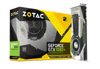 Zotac Nvidia GTX 1080Ti Founders Edition 11GB GDDR5X Graphics Card