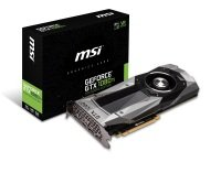 MSI Nvidia GTX 1080Ti Founders Edition 11GB GDDR5X Graphics Card