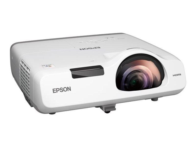 Epson EB-530 XGA 3LCD Short Throw Projector