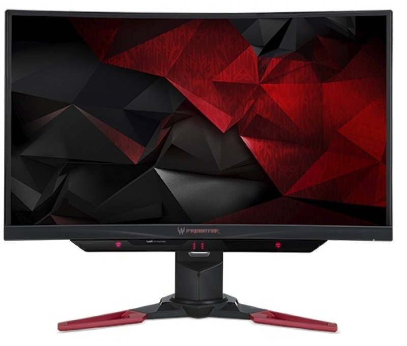 """Acer Predator Z271Tbmiphzx 27"""" Curved Eye Tracking Monitor"""