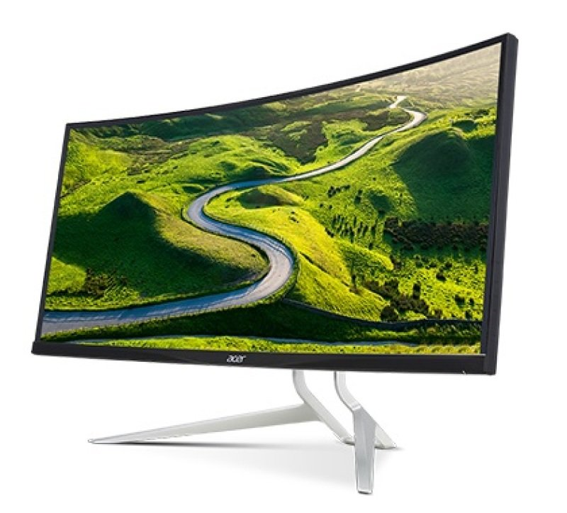 "Acer XR382CQK 37.5"" Curved QHD Monitor"