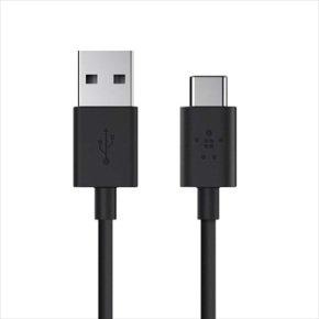 Belkin USB 2.0 USB A 480MBPS 6ft Black