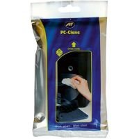 AF PC-Clene Pre-Impregnated Surface Cleaning Wipes - 25 Pack