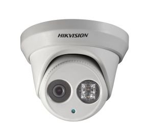 Hikvision 4 MP WDR EXIR Turret Network Camera