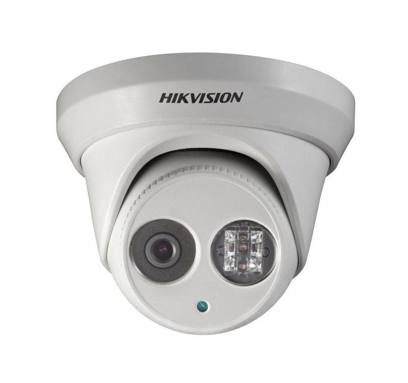 Hikvision 4 MP WDR EXIR Turret Network Camera