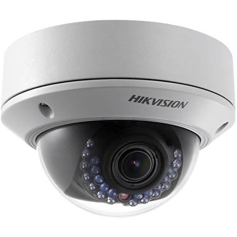 Hikvision 4 MP WDR Vari - focal Dome Network Camera