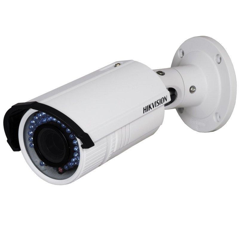 Hikvision 4 MP WDR Vari - focal Bullet Network Camera