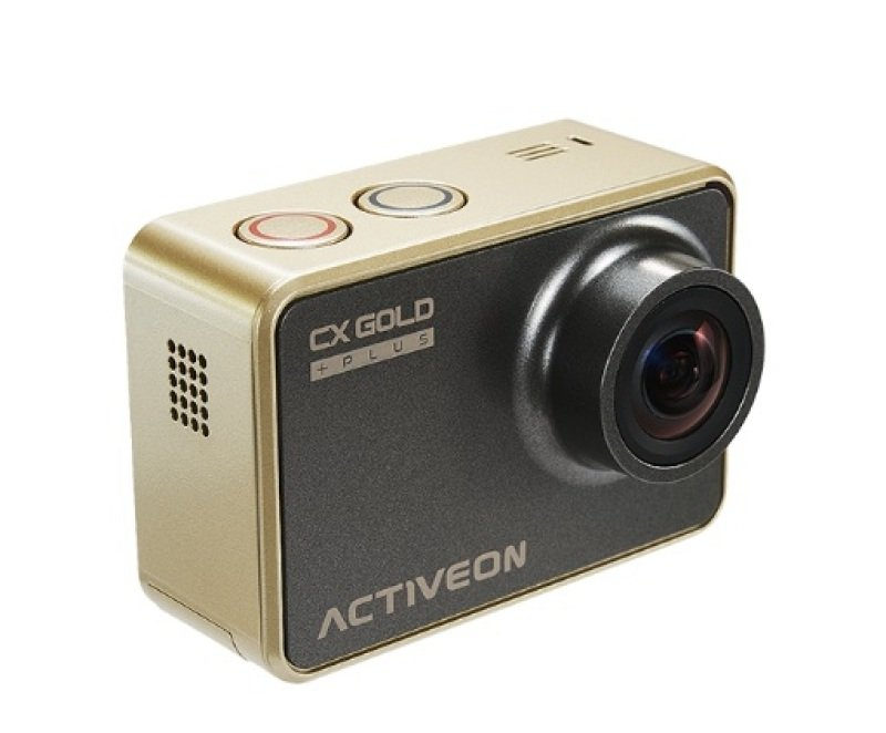 Image of ACTIVEON CX GOLD PLUS Action Camera