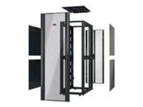 APC NetShelter SX 42U 600mm Wide x 1070mm Deep Enclosure Without Sides Without Doors Black