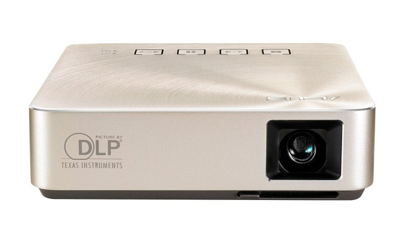 Asus S1 Gold Portable LED Projector