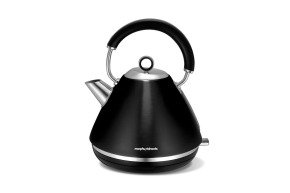 Morphy Richards Accents Traditional 102002 Black Kettle