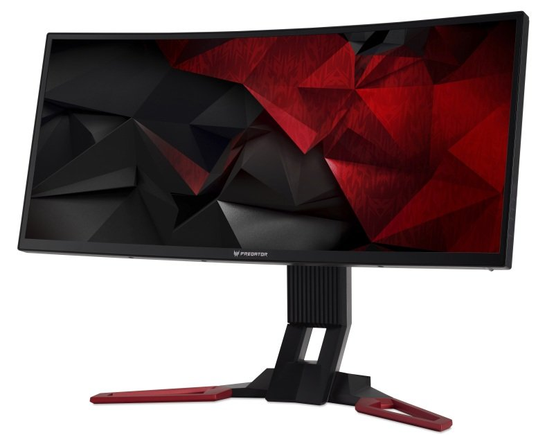"Acer Z301C 30"" Curved Full HD 21:9 Gaming Monitor"