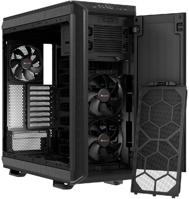 Be Quiet Dark Base 900 Black ATX Case