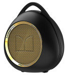 Monster Superstar Hotshot Bluetooth Speaker -Black/Gold