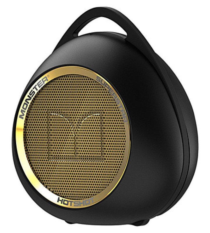 Image of 129289-00 Gold Bluetooth Speaker