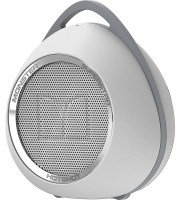 Monster HotShot Bluetooth Speaker - White with Chrome