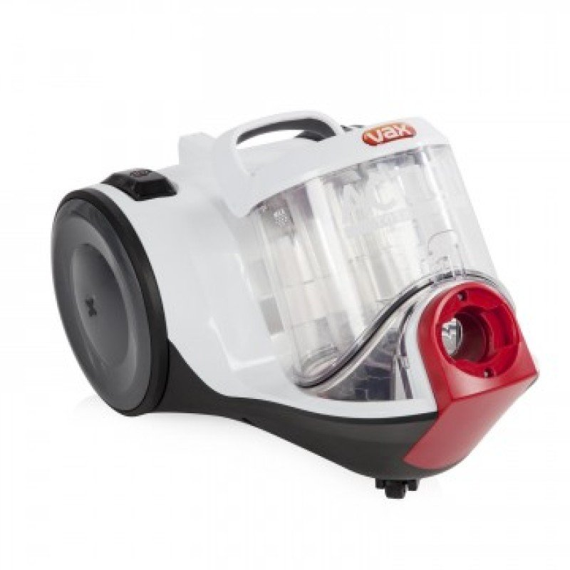 Vax C85adte Action Total Home Cylinder Vacuum Cleaner