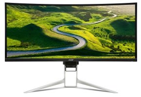 "Acer XR342CK 34"" Curved 21:9 QHD Monitor"