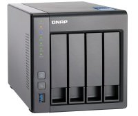 QNAP TS-431X-8G 4 Bay Desktop NAS Enclosure