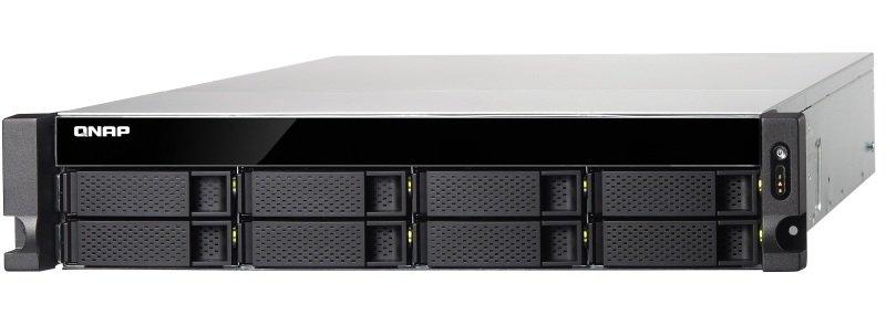 QNAP TS-831XU-RP-4G 8 Bay NAS Rack Enclosure