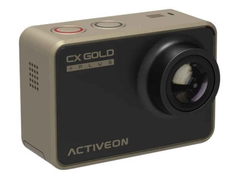 ACTIVEON CX GOLD PLUS Action Camera