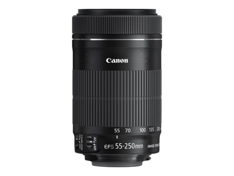 Ef-s 55-250mm 1:4.0-5.6 Is Stm - Tele Zoom Objective