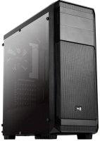 Aerocool Aero 300 Black PC Gaming Case with Window