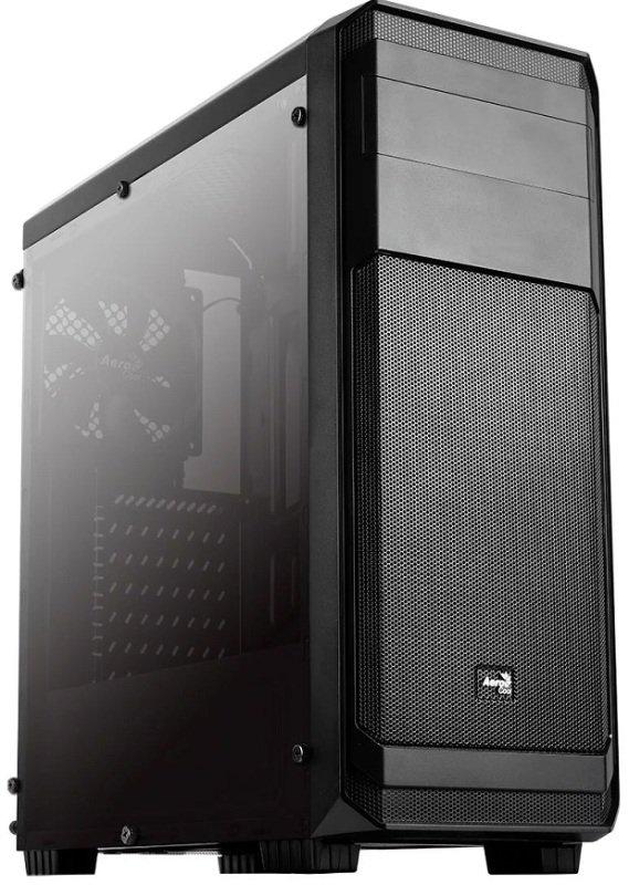 Aerocool Aero 300 Black PC Gaming Case with Window