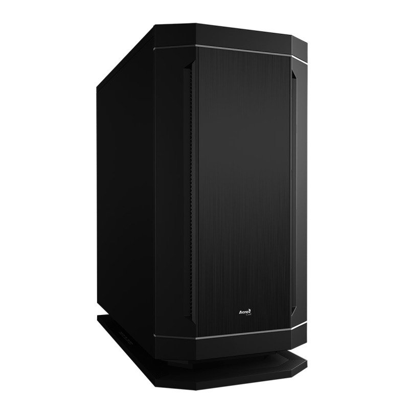 Aerocool DS 230 Black Mid Tower case With 7 Colour LED