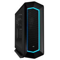 Aero Cool P7C1 Black Gaming Midi Tower Case