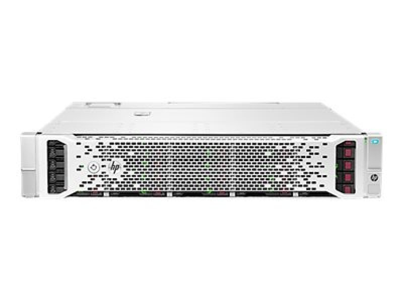 HPE D3700 w/25 300GB 12G SAS 10K SFF (2.5in) Enterprise Smart Carrier HDD 7.5TB Bundle