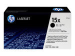 HP 15X Black Toner Cartridge - C7115X
