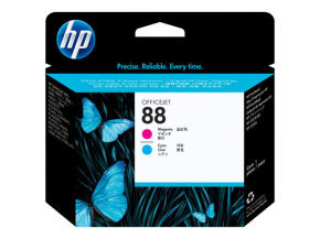 HP 88 Cyan & Magenta Printhead - C9382A