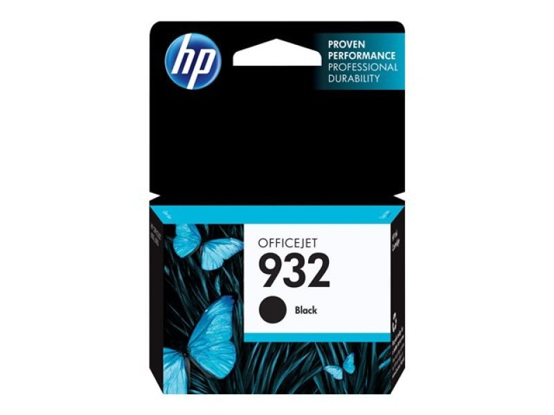 *HP 932 Black Ink Cartridge - CN057AE