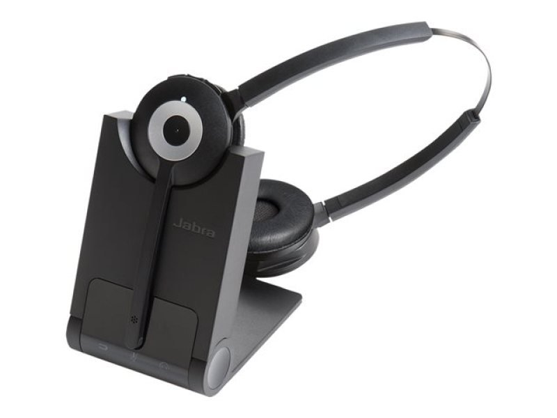 Jabra PRO 930 DUO On-Ear Wireless Headset
