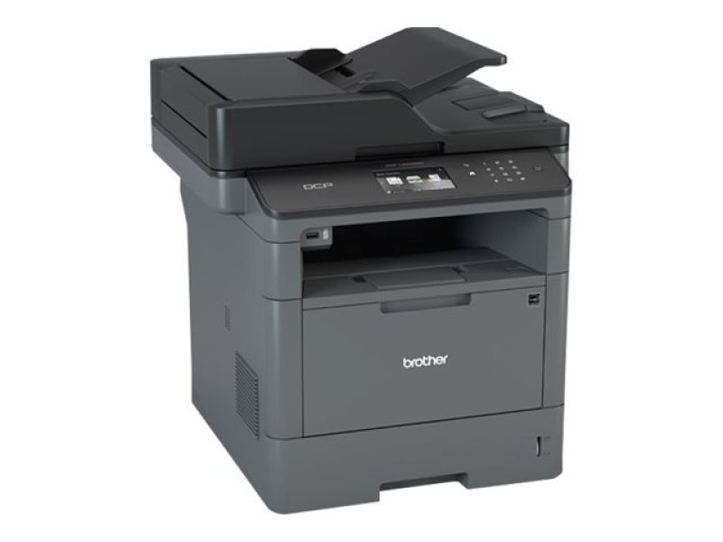 Brother DCP-L5500DN A4 Mono Multifunction Laser Printer